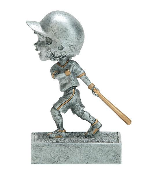 Baseball Female Bobblehead