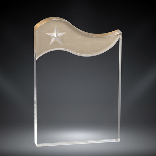 Gemini Wave Acrylic