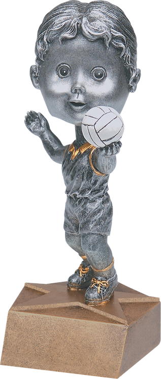 Volleyball Bobble Female