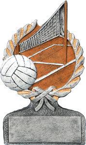 Centurion Volleyball Sport Resin