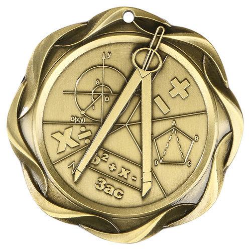 "Fusion Math Medal 3"""