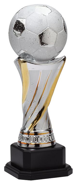 Ceramic Soccer Championship Trophy