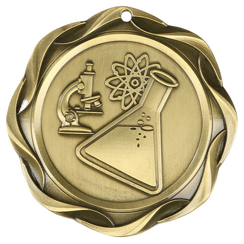 Fusion Science Medal 3""