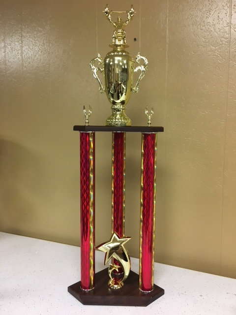 Team Trophy, Three Column