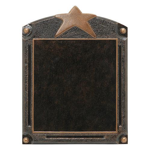 Legends of Fame Blank Resin Plate