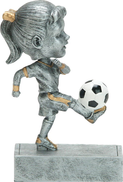 Soccer Bobble Female