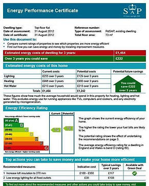 EPC Wiltshire Energy Performance Certificate www.epcwiltshire.co.uk