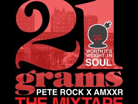 Pete Rock x Amxxr - 21 Grams