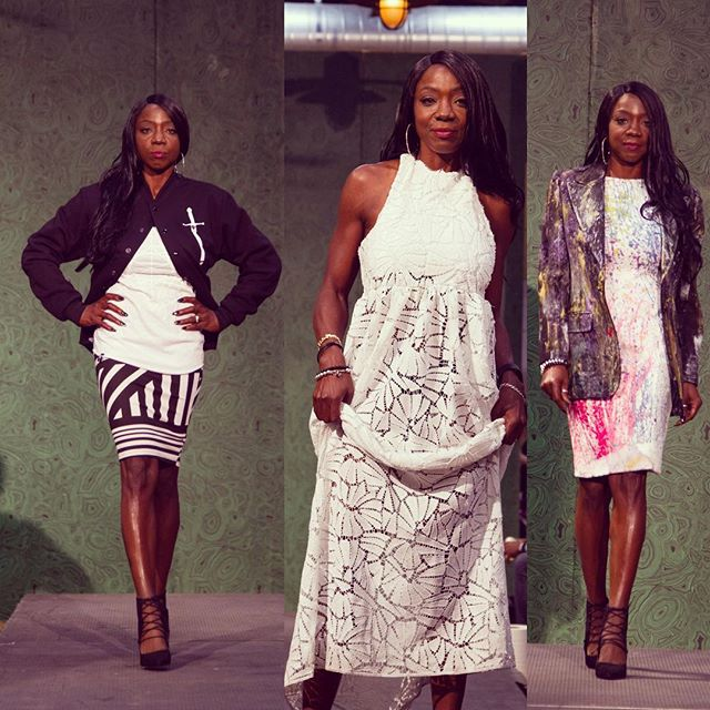 LA Winter Fashion Show 2016 #TheDVahE #I