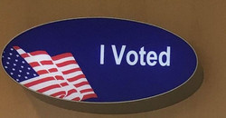 #VOTE Today is the day - Election Day! G
