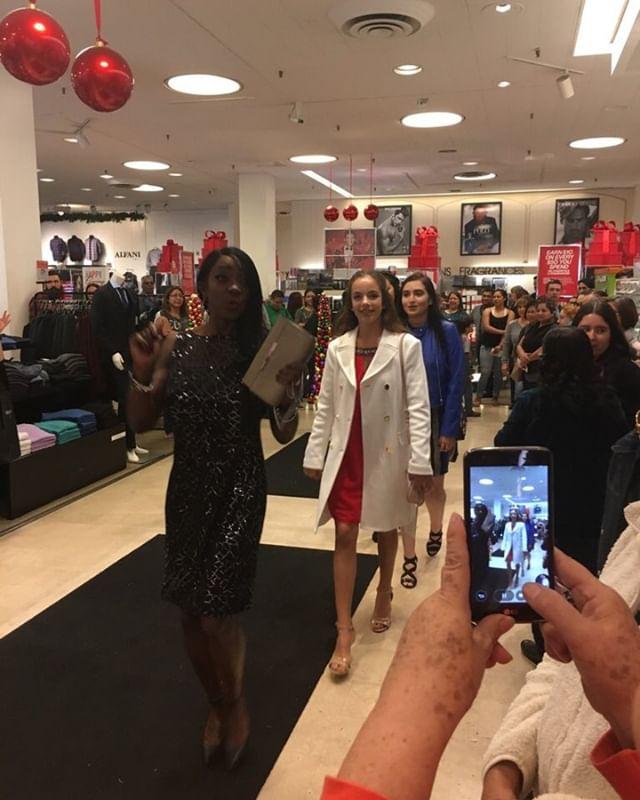 _Macys Fashion Show❤️❤️❤️#TheDVahE #IamA
