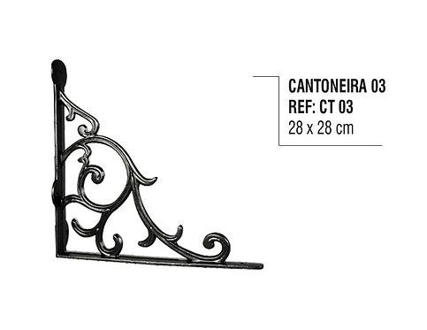 Cantoneira 03 - Ref: CT 03