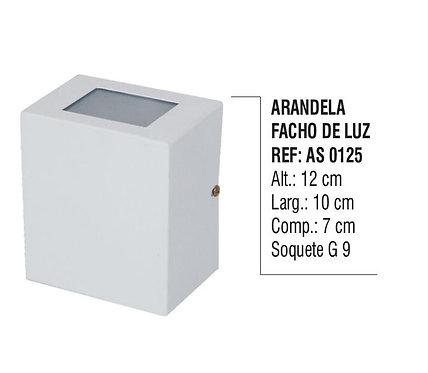 Arandela Facho de Luz AS 125