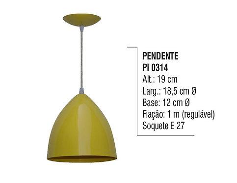 Pendente Lustre Luminária de Tetoem Plástico - PI0314
