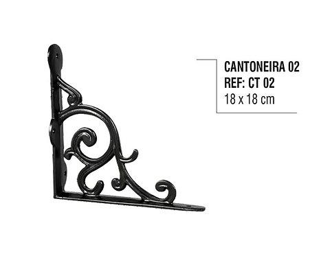 Cantoneira 02 - Ref: CT 02