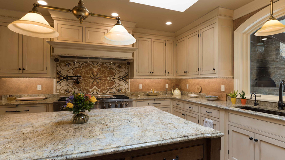 Lower Level Kitchen in Elm Grove, Wisconsin