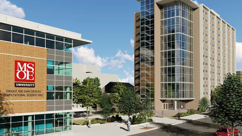 Milwaukee School of Engineering in Milwaukee Wisconsin