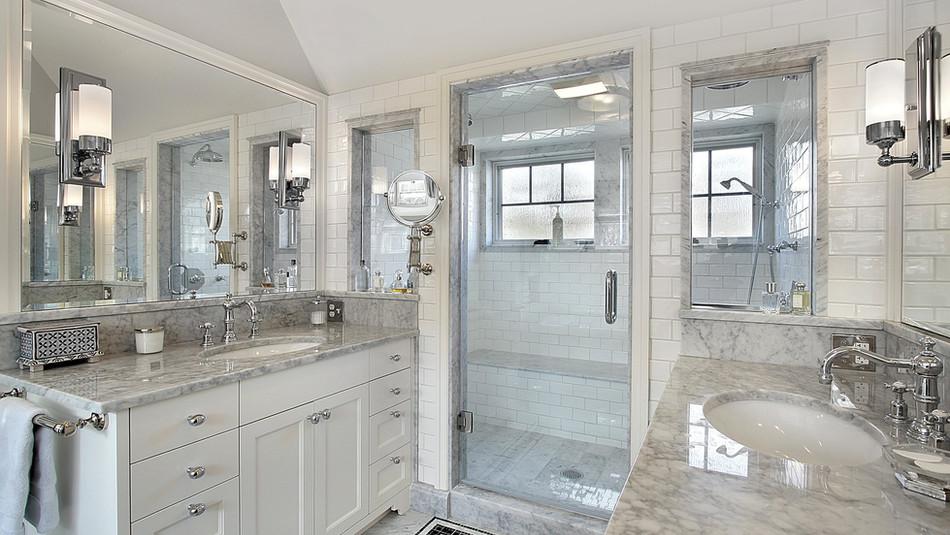 Marble Bathroom Vanity