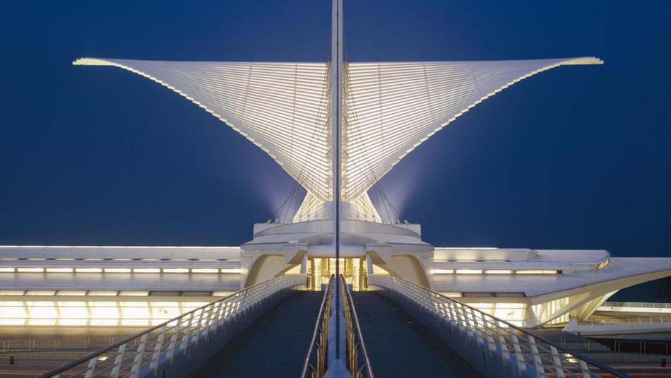 Milwaukee Art Museum, Milwaukee Wisconsin