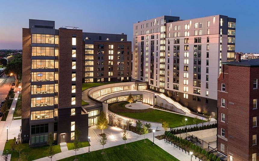 Marquette University, Milwaukee Wisconsin
