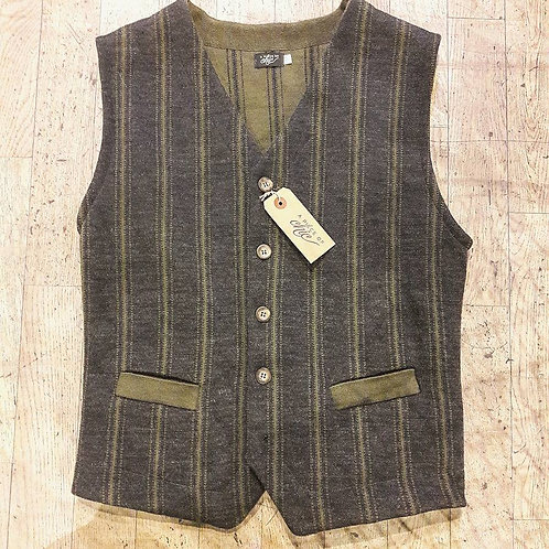 Vest New Orléans Brown