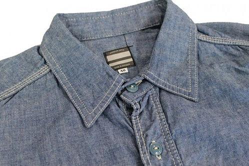 SJ 091 5oz Chambray Shirt