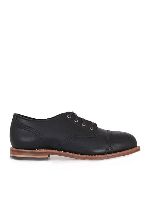 Hazel Oxfords Women Black 3434