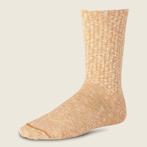 Cotton Ragg Socks Hay 97242