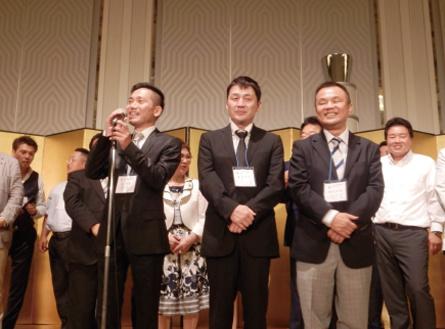 第19回西日本区大会 懇親会