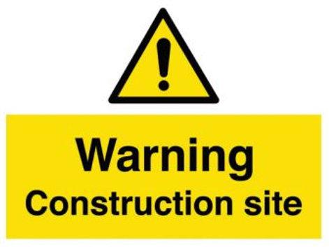CS1-Warning Sign