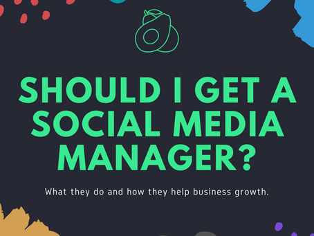 5 Reasons your Business should hire a Social Media Manager