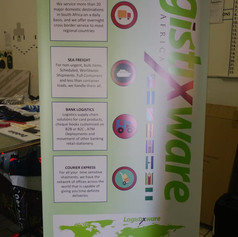 Indoor banner