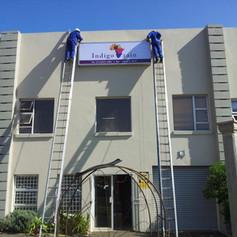 Ladder installation