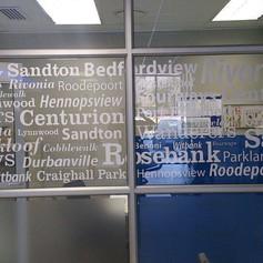 Locations indoor decorative
