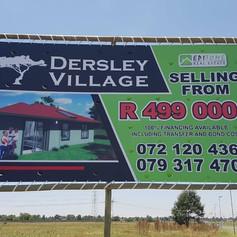 Property development banner