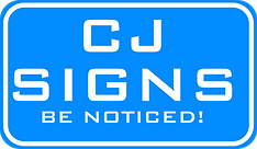CJ Signs - Signage in and around Johanne