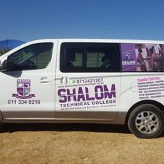 School Vehicle branding