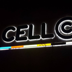 Cell C Sign