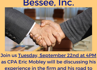 Roodra, Piquet, & Bessee, Inc. Joins us for our weekly meeting!