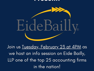 Eide Bailly Info Session