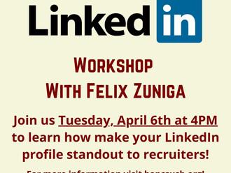 LinkedIn Workshop!