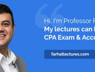 Farhat's Accounting Lectures