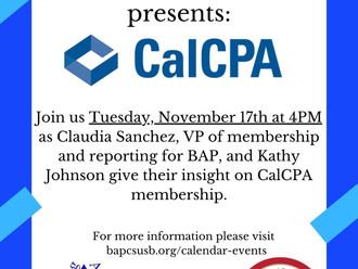 CalCPA Webinar