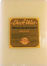 Duck Wax