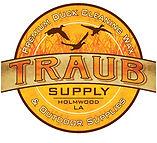 Traub Supply duck wax logo