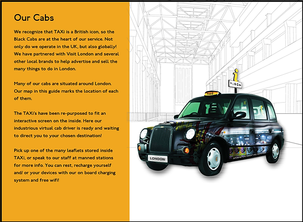 TAXi Leaflet Guide Intro