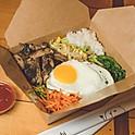 MUSHROOM BIBIMBAP 버섯 비빔밥