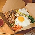 PORK BIBIMBAP 돼지 비빔밥