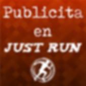 Publicita en Just Run