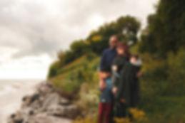 milwaukee beach family photos